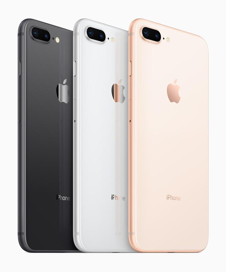iPhone 8 Plus Presse