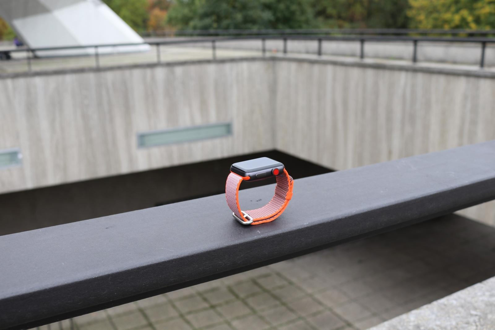 Review Apple Watch Series 3 04