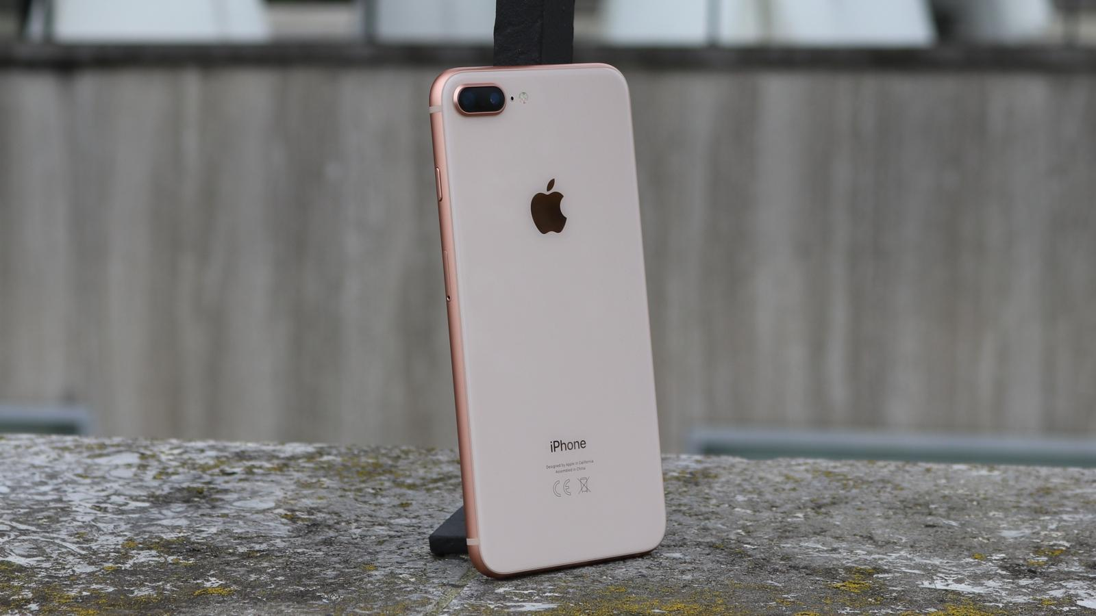 Review iPhone 8 Plus lede