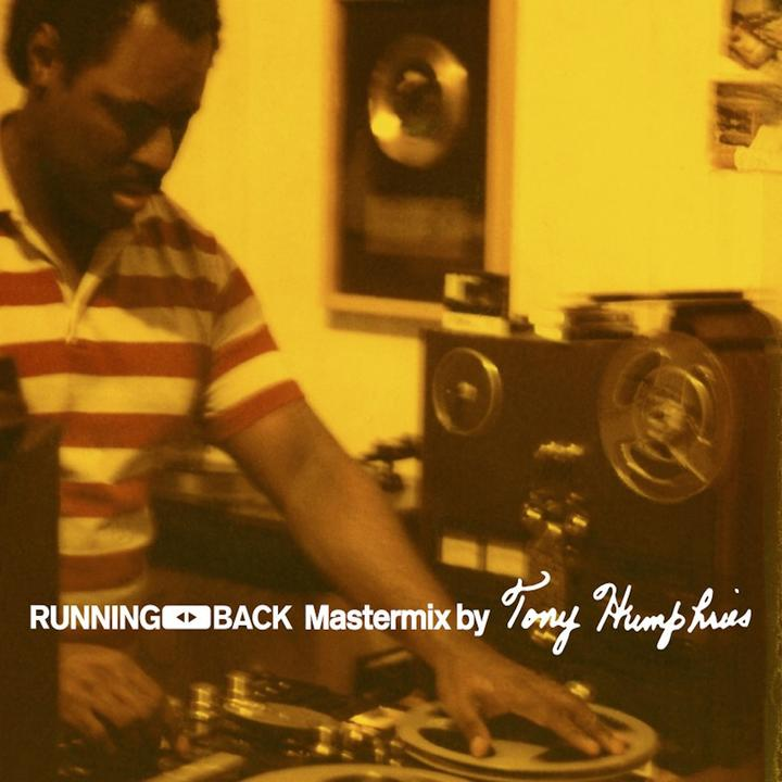 Tony Humphries DJ Mix Running Back Walkman 20171028