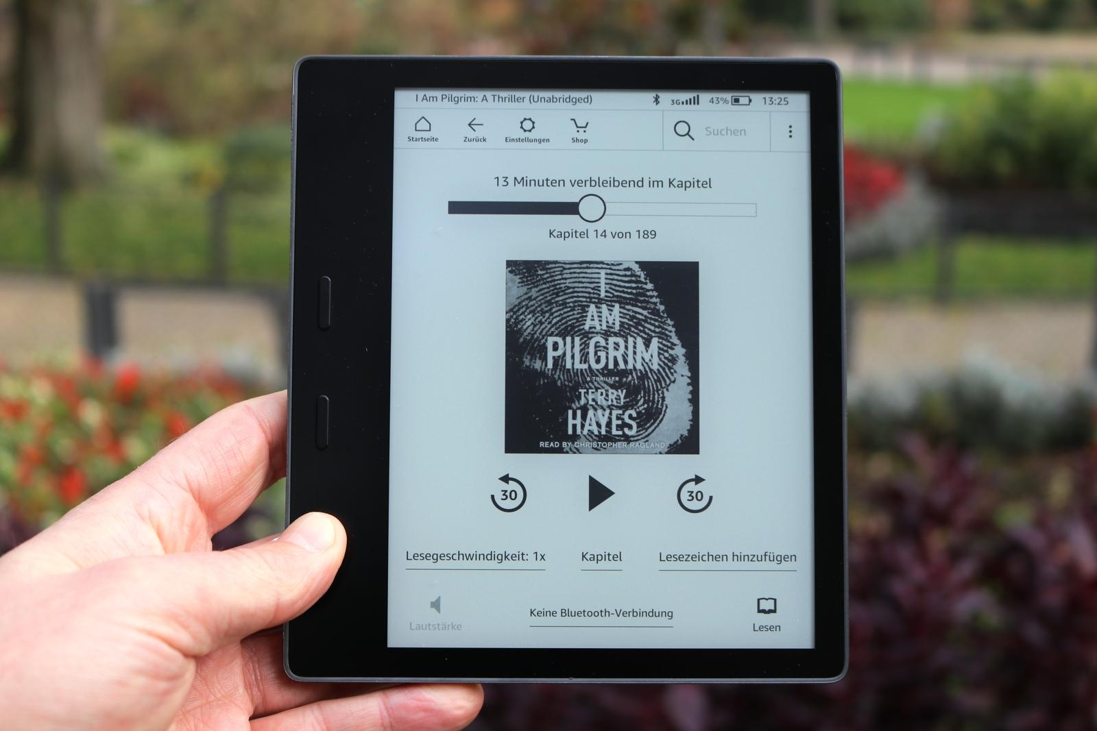 Review Kindle Oasis 2017 - 03