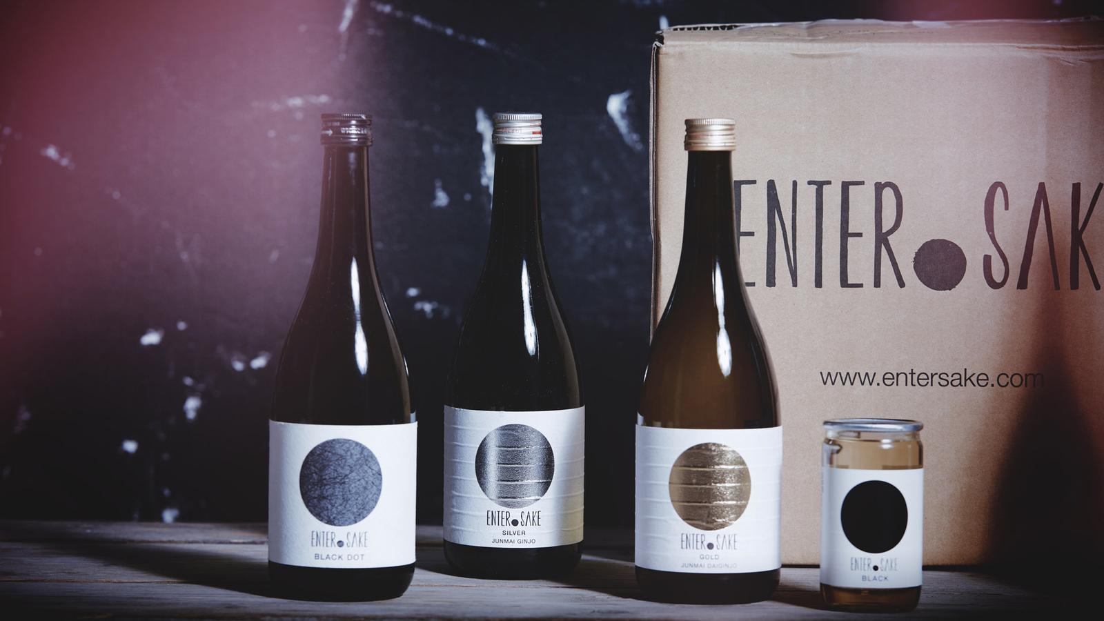 Enter Sake Portfolio