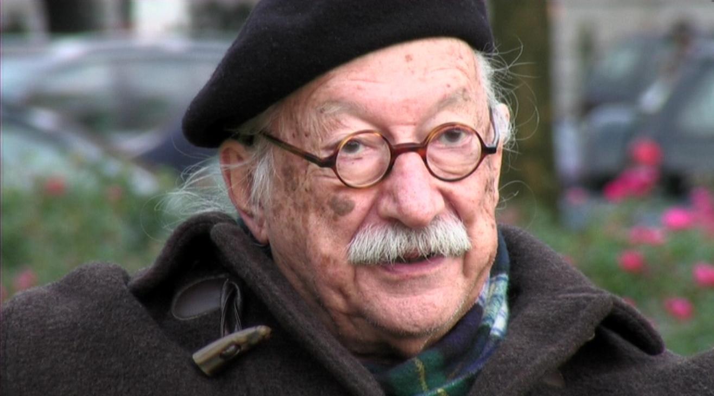 Joseph Weizenbaum Porträt NEU