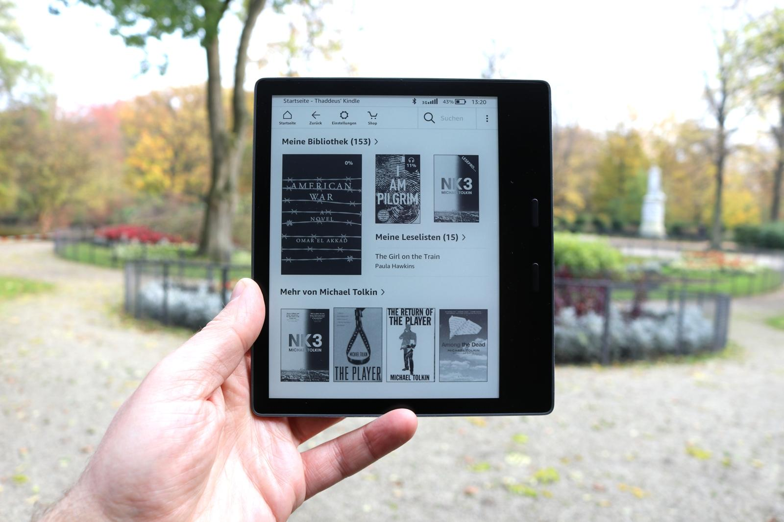 Review Kindle Oasis 2017 - 02
