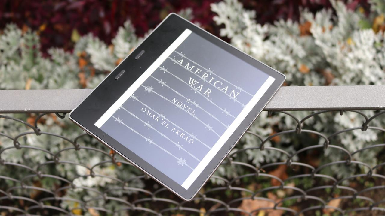 Review Kindle Oasis 2017 - lede