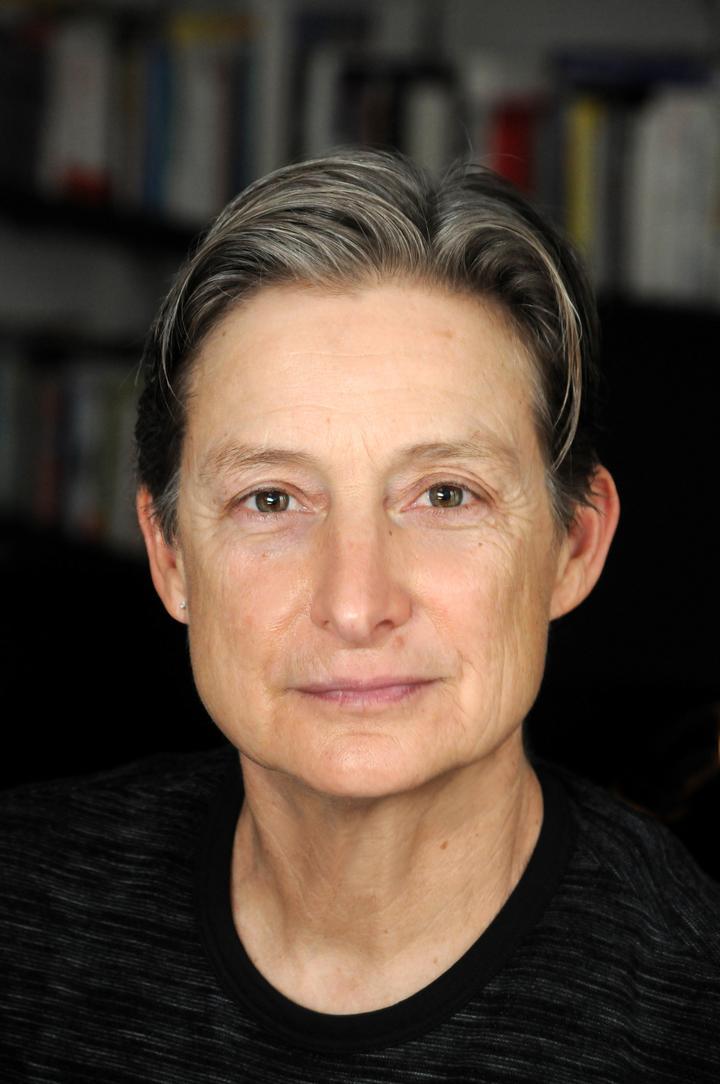 Judith Butler Porträt