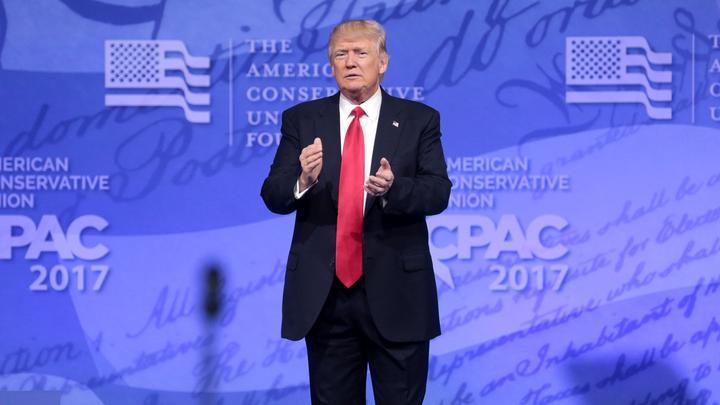 Donald Trump LL 20171217