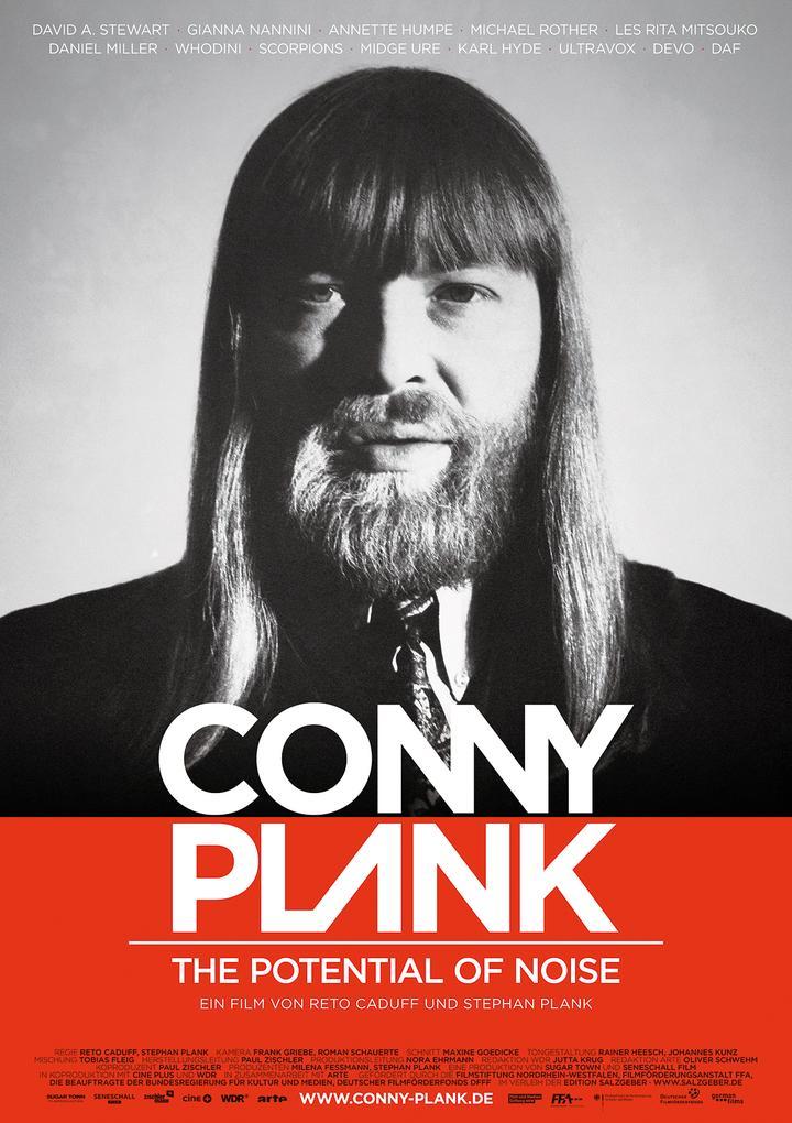Conny Plank Filmplakat