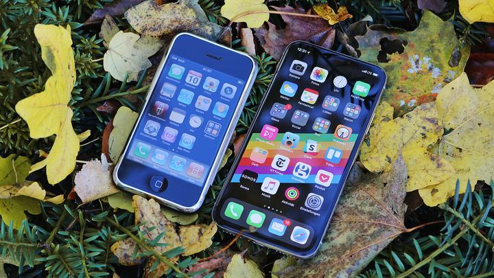 Review iPhone X 2G und X
