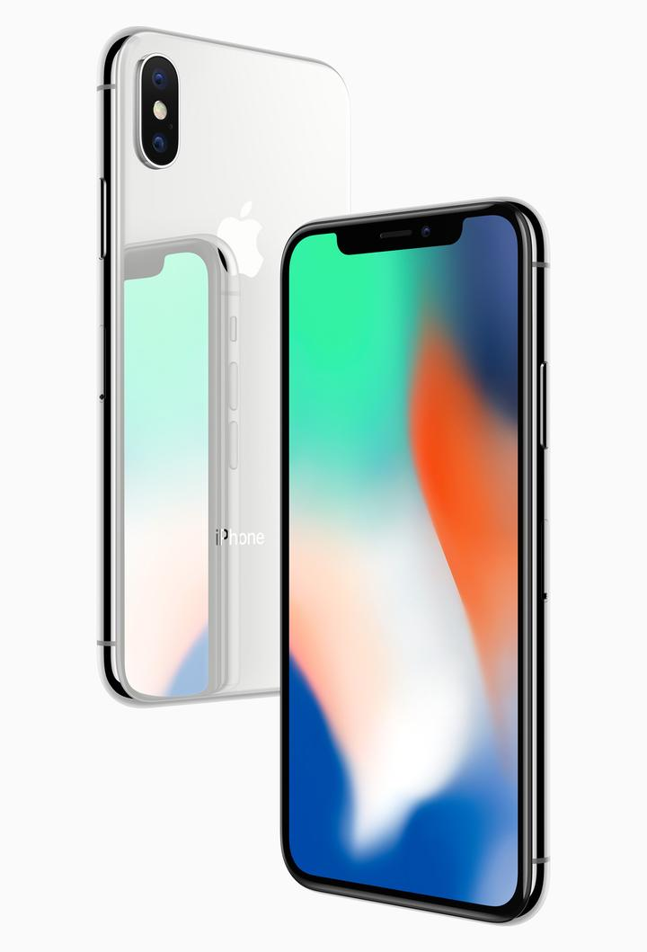 Review iPhone X Pressebild 02
