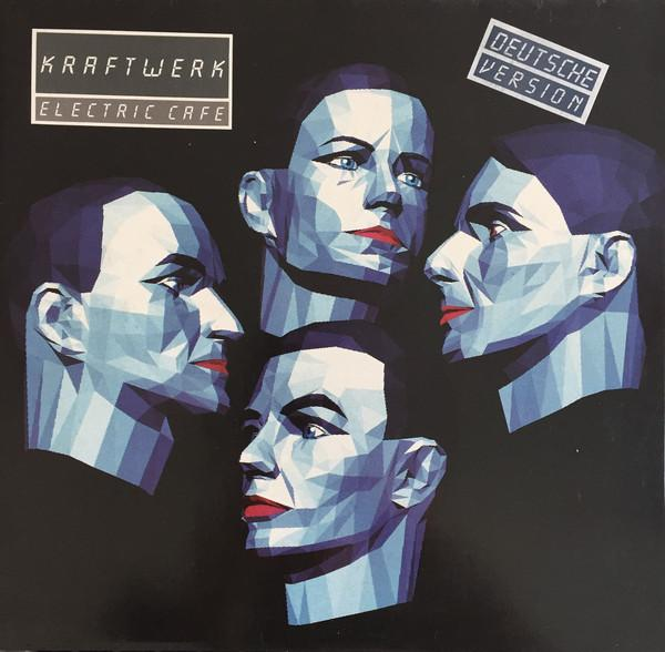 Kraftwerk - Electric Cafe - Artwork