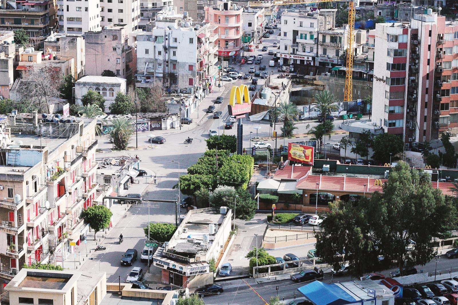 Beirut McDonalds