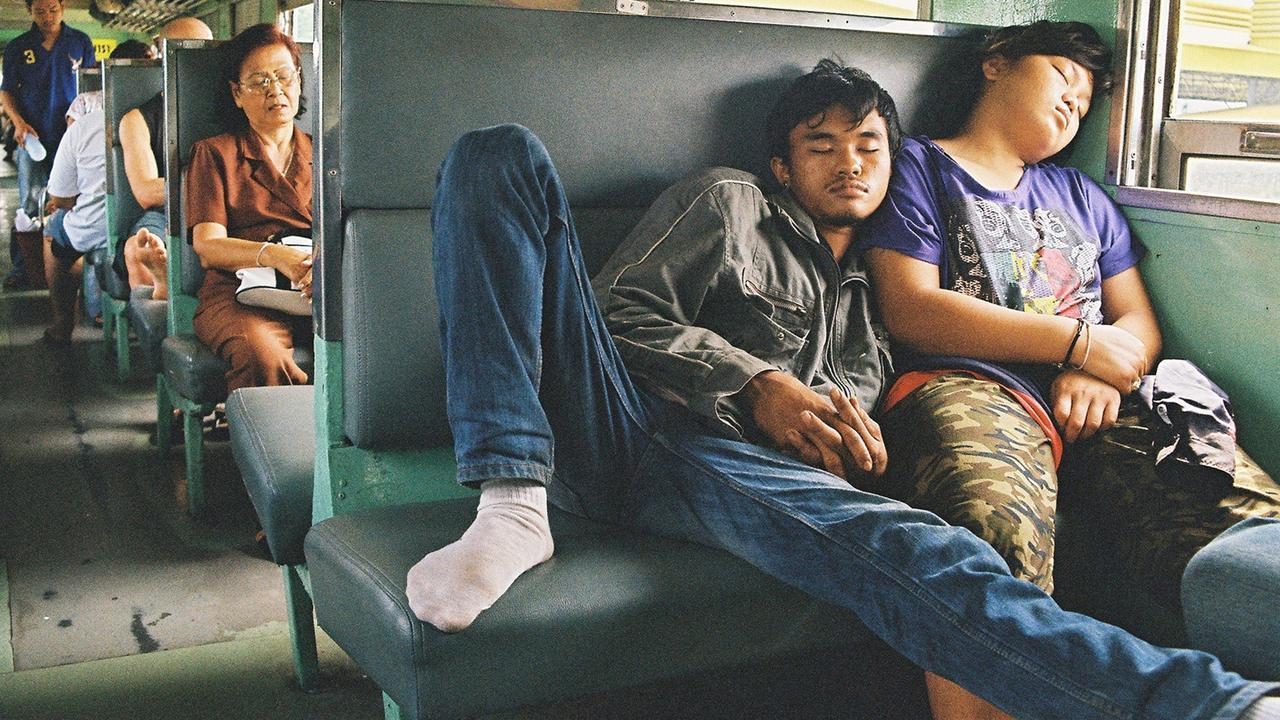 Railway Sleepers lead