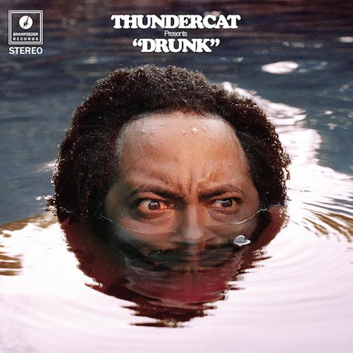Thundercat Drunk Cover WW25022017