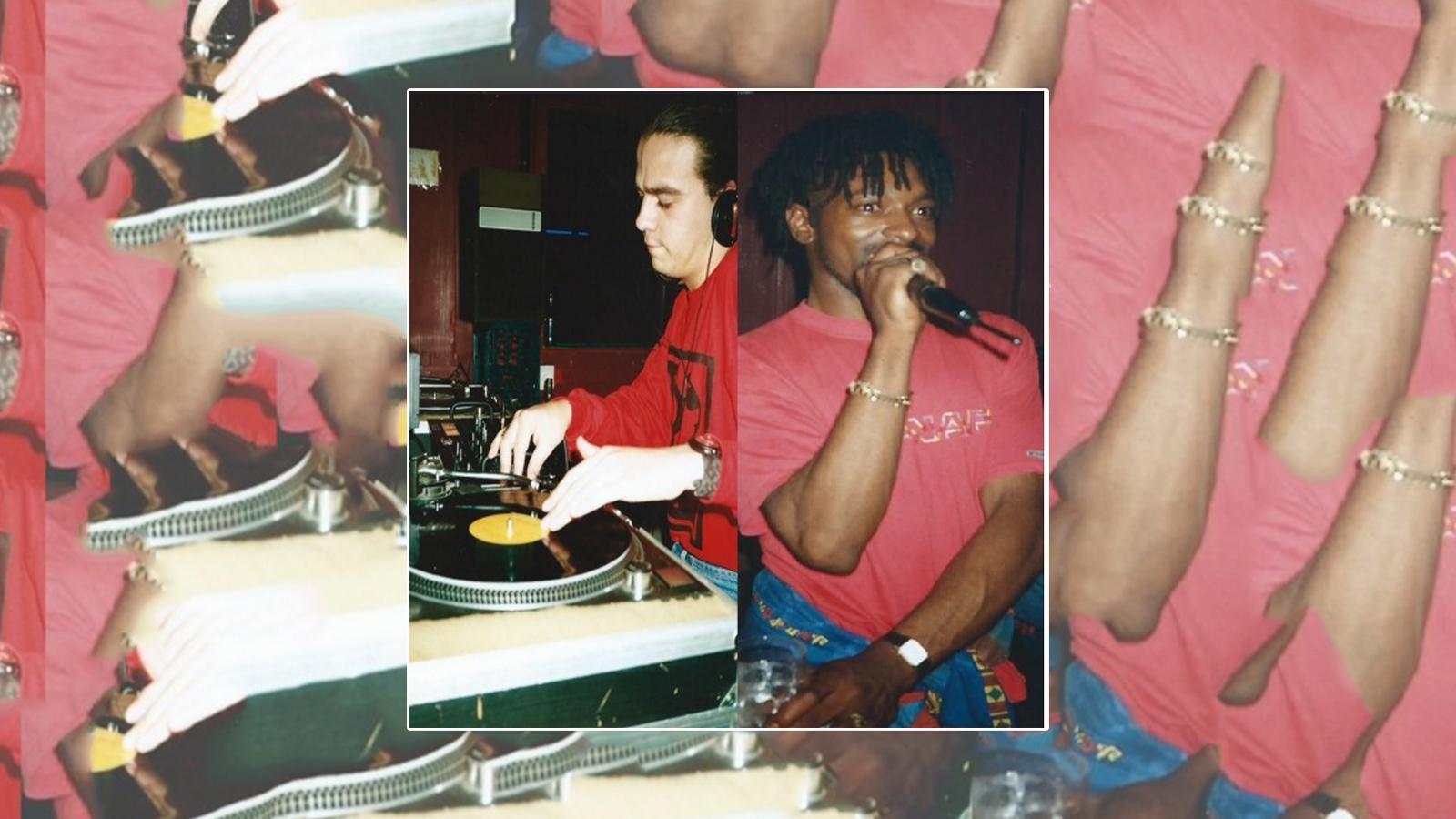 Mix der Woche 28022017 Doc Scott MC Man Parris