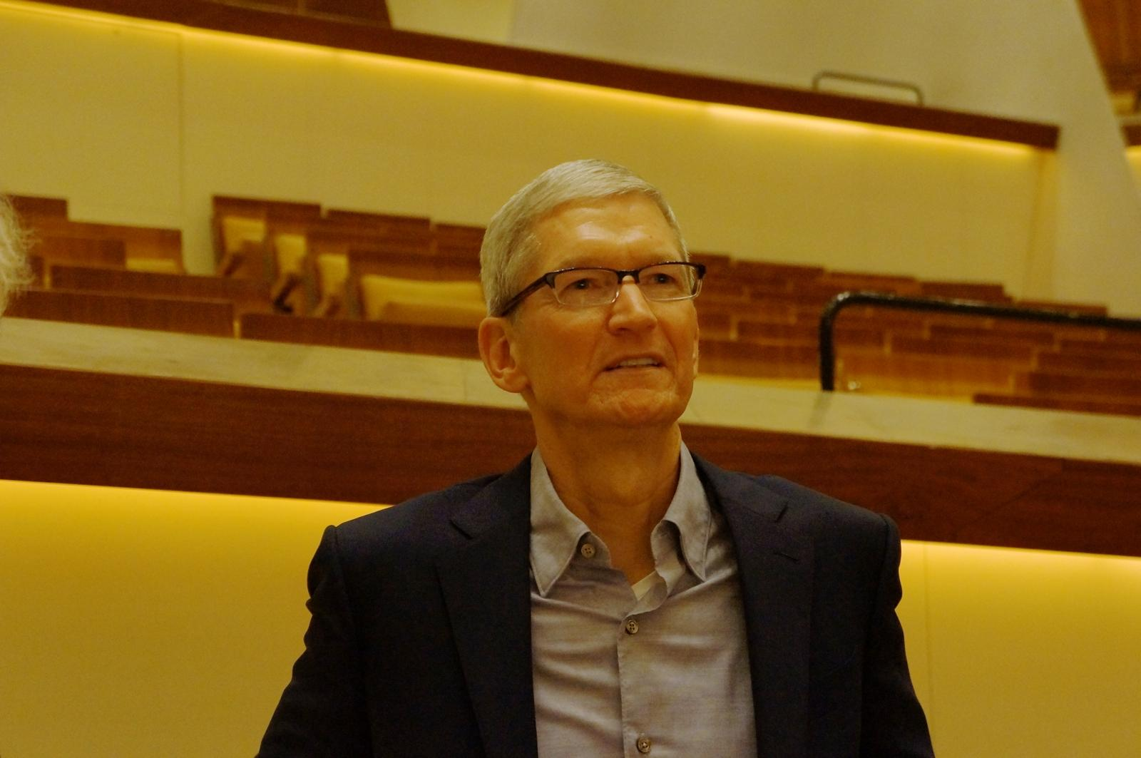 Digital Concert Hall Tim Cook 02