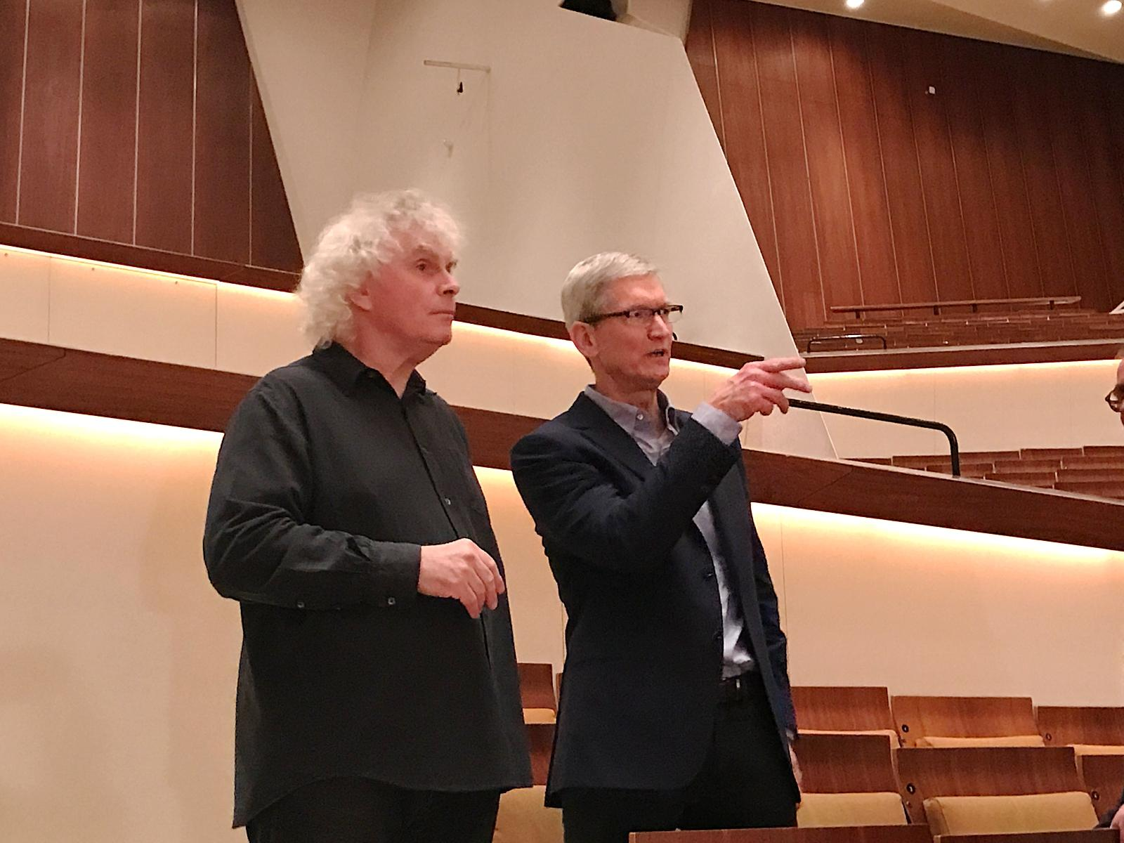 Digital Concert Hall Tim Cook 05