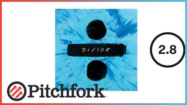 Pitchfork Ed Sheeran Leseliste
