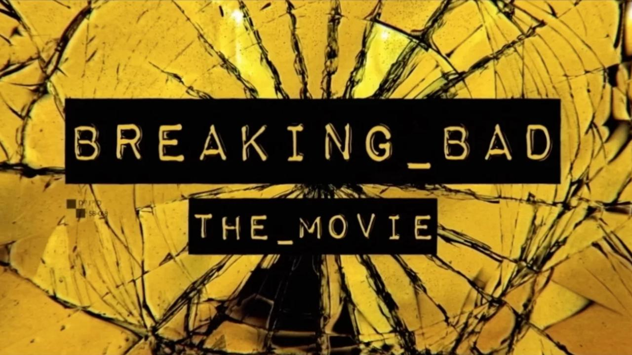 Breaking Bad The Movie Start