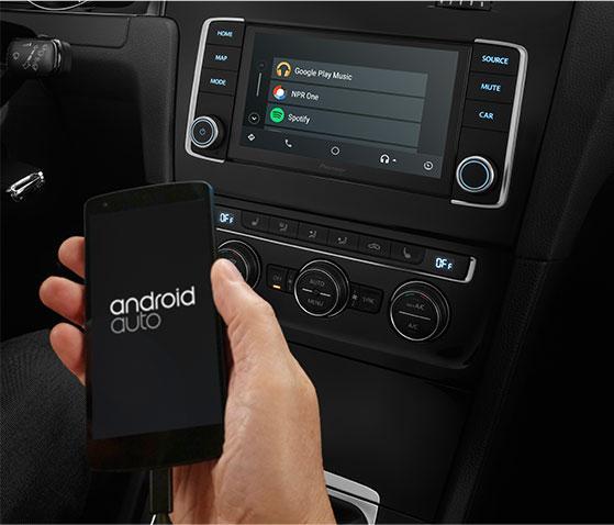 Pioneer Navgate Evo Android