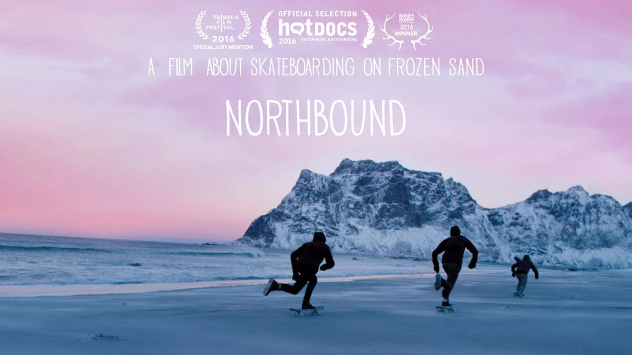 Northbound Start Skateboard Norwegen
