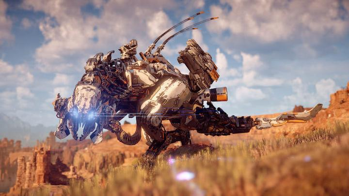 Nach dem Game LL02042017 Horizon Zero Dawn