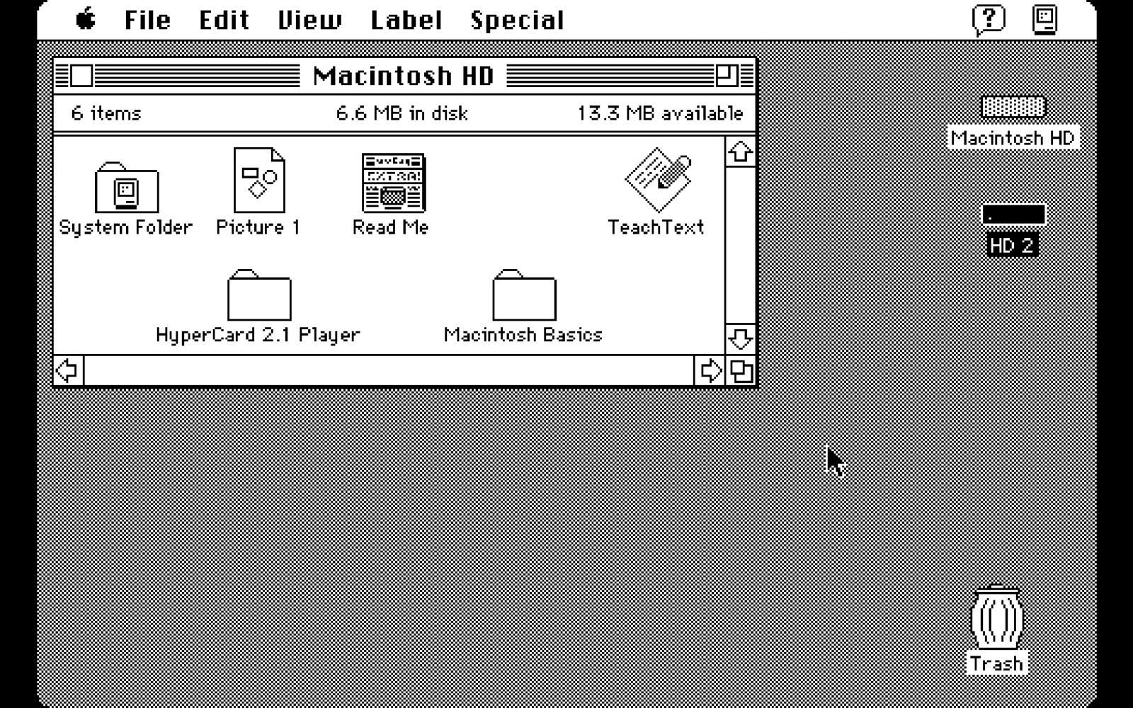 App der Woche - System 7 - full