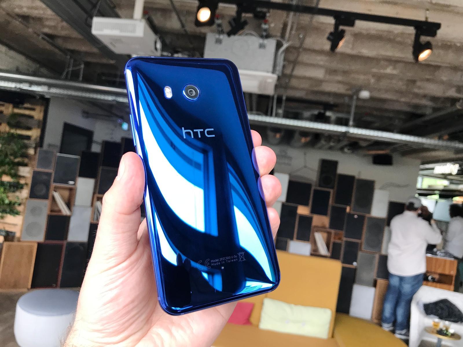 HTC U11 - 02