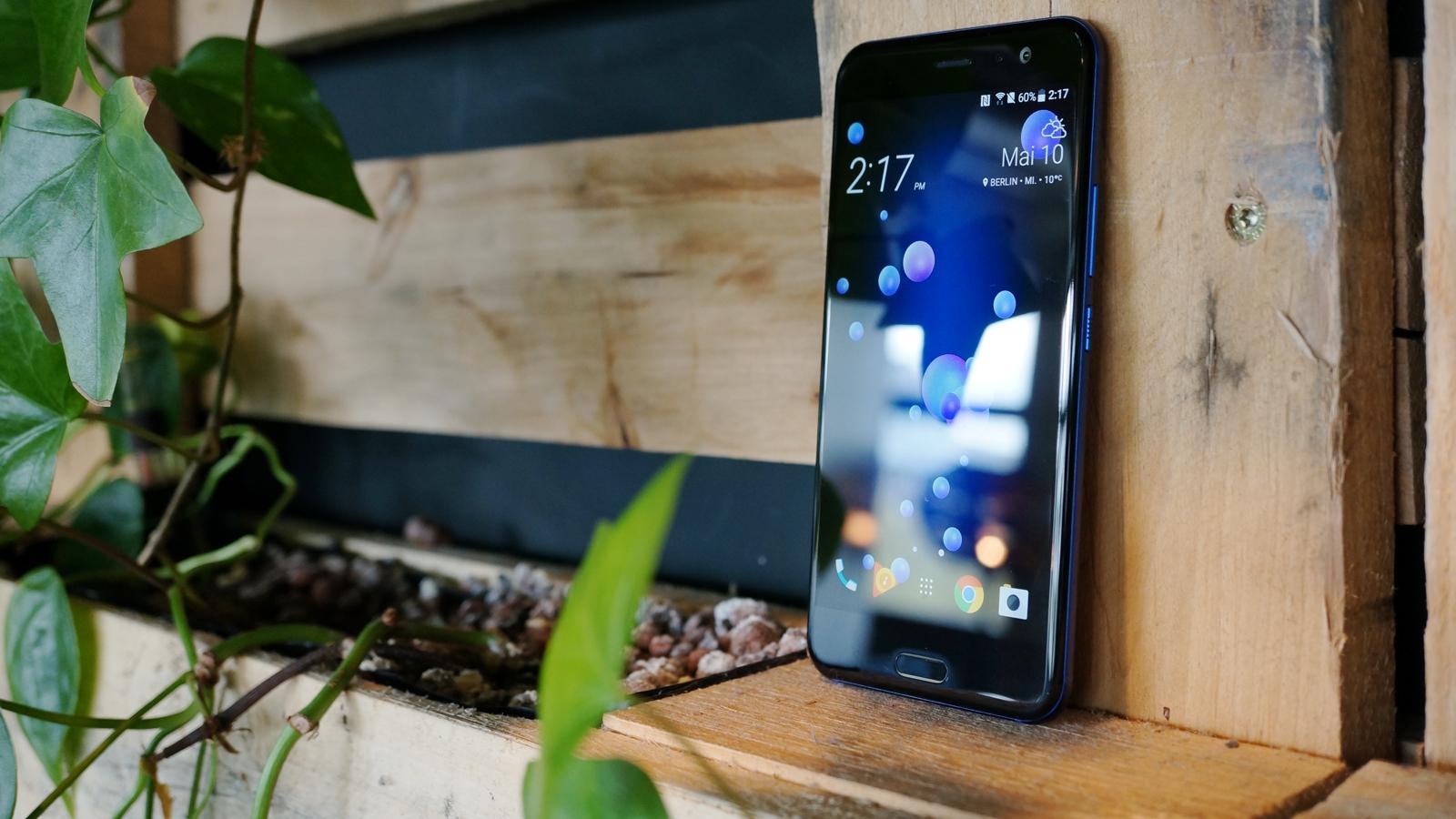 HTC U11 - lead