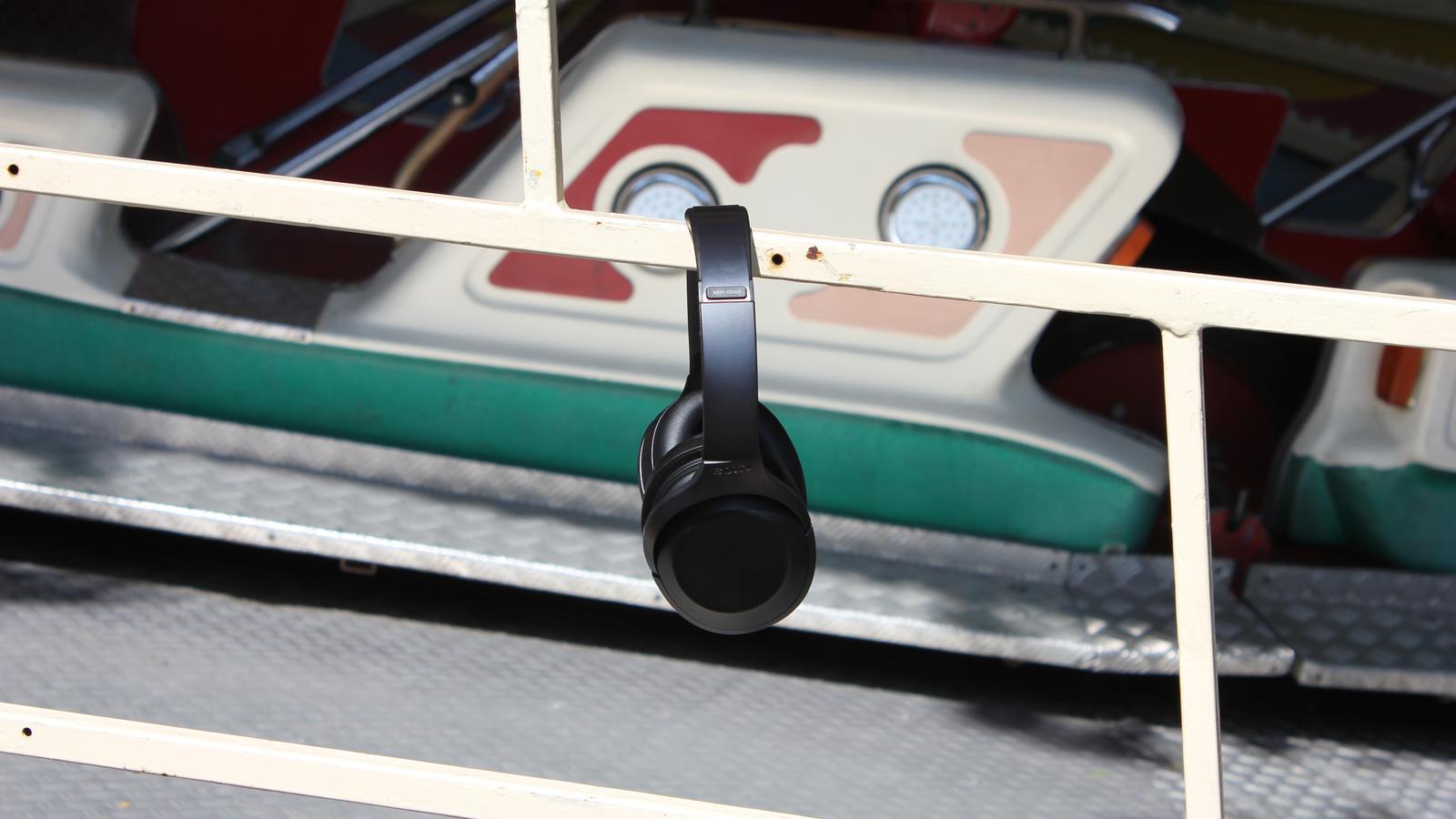 Sony MDR 1000 X Musikexpress II