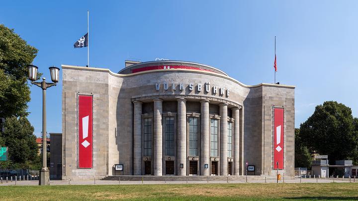 Volksbühne Berlin Leseliste Mai 2017