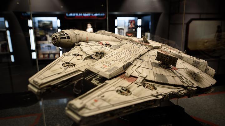 Star Wars Millemium Falcon