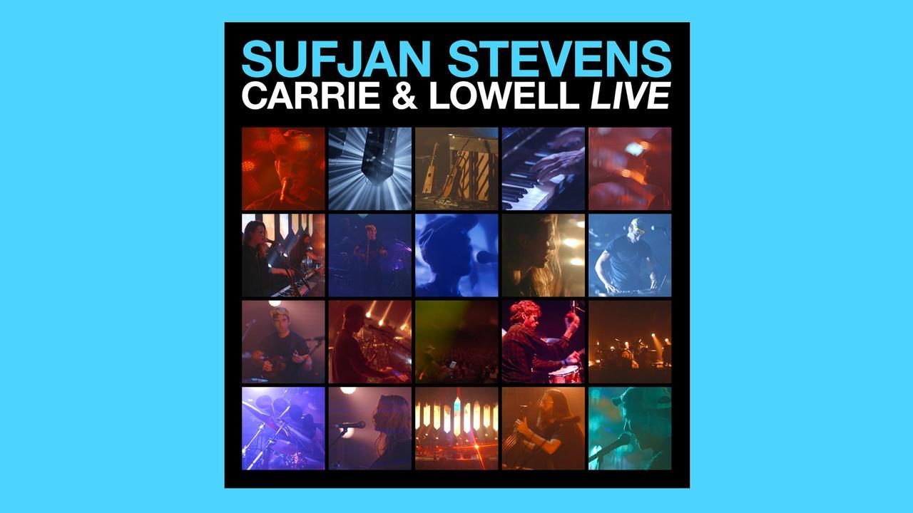 sufjan stevens Carrie & Lowell Live