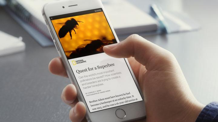 Facebook Instant Articles LL