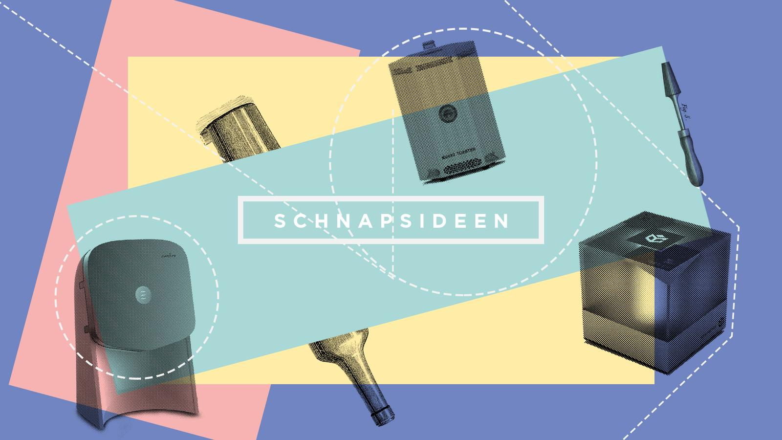 Schnapsidee 3 Start