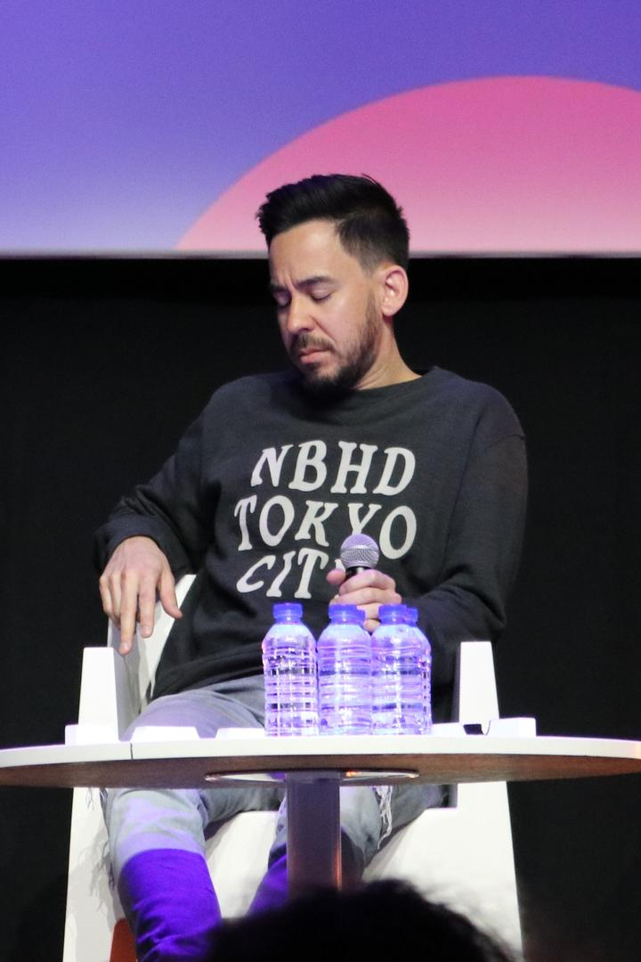 Midem - Mike Shinoda