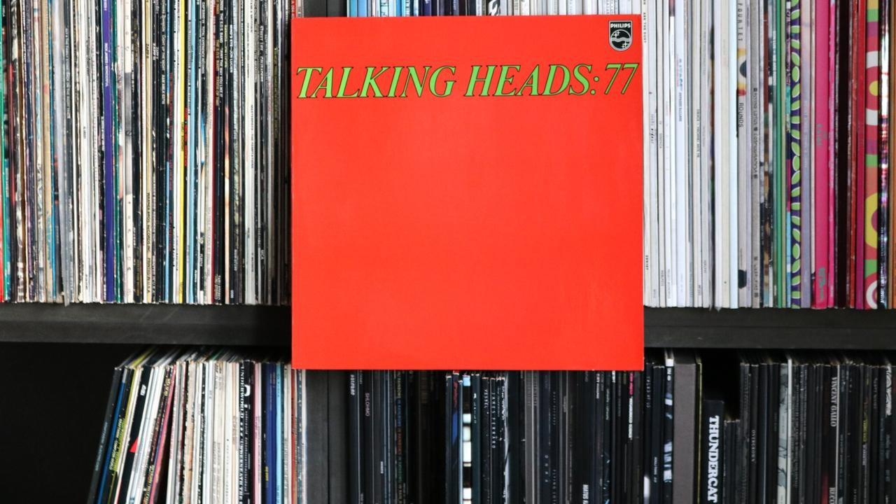 Talking Heads 77 lede