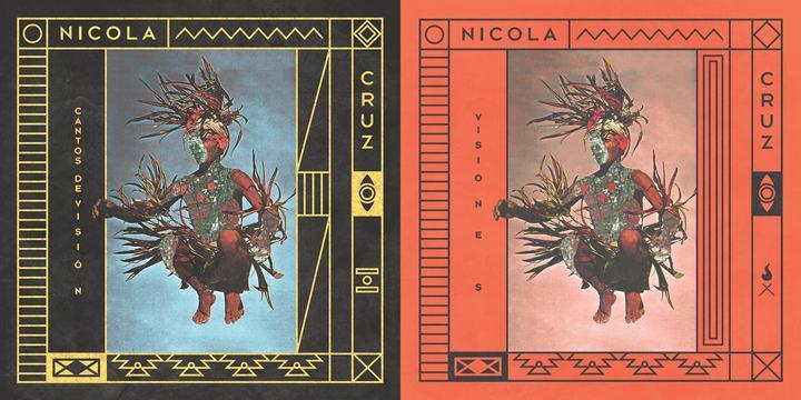 Nicola Cruz Doppelcover 2 2017