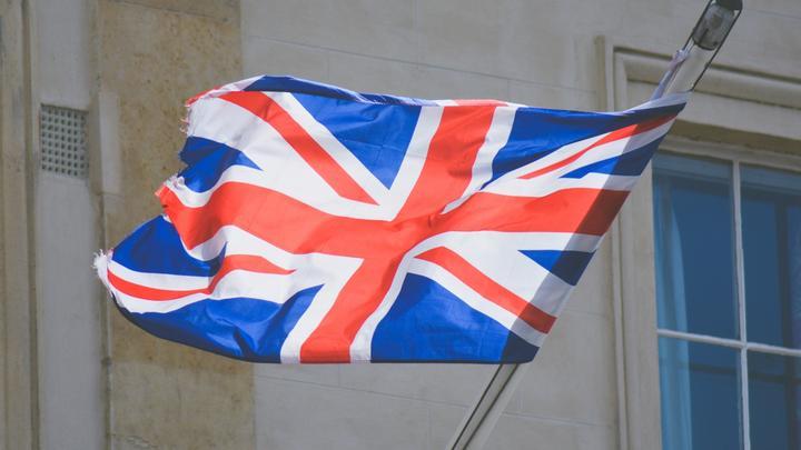 Britische Flagge LL25062017