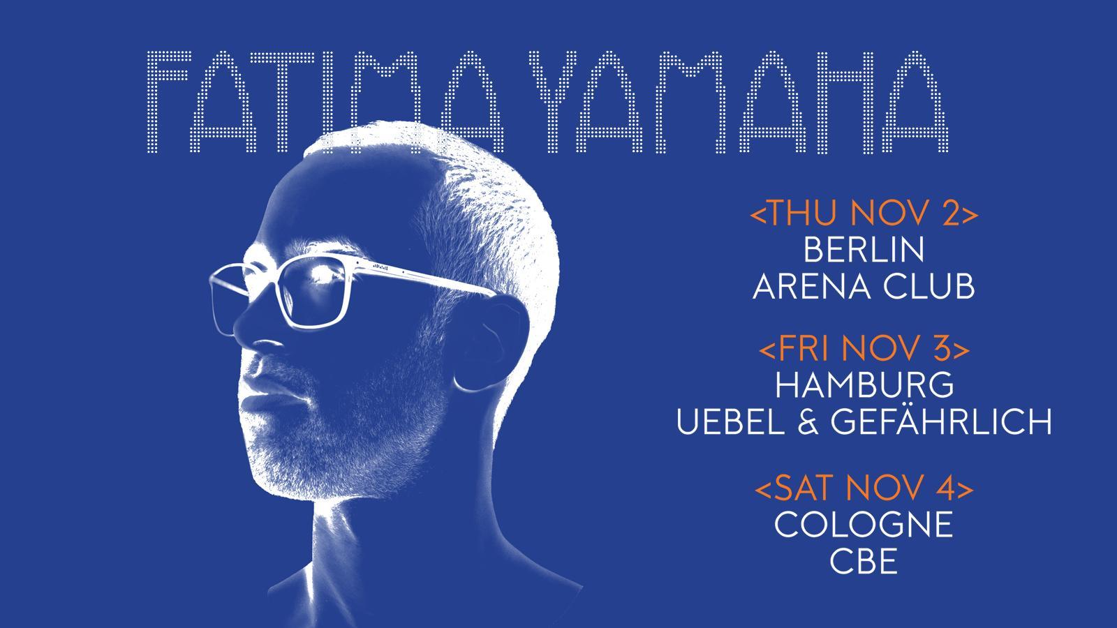 Fatima Yamaha 2017 Tour Lead