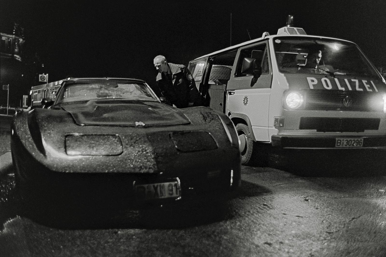 Berlin Heartbeats - Polizeistreife