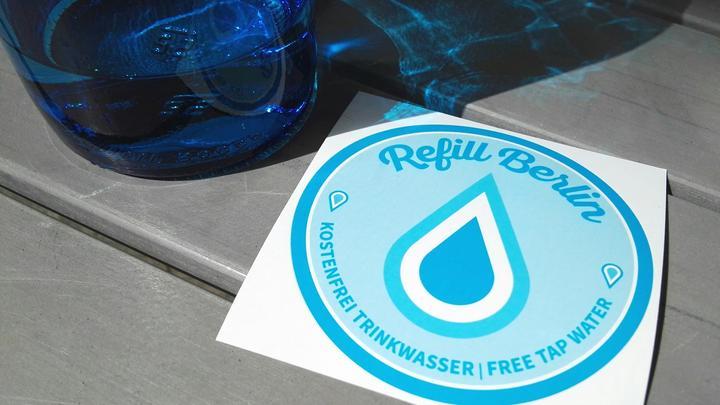refill berlin