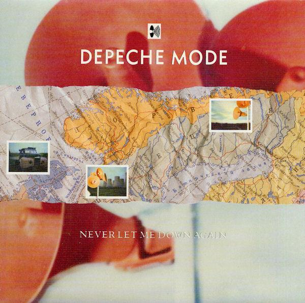 Depeche Mode Never let Me Down Again
