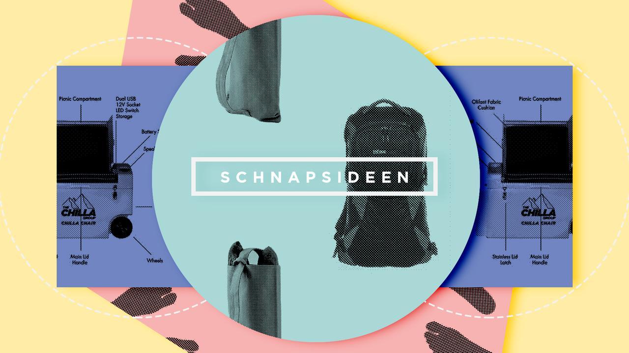 Schnapsideen 5 Start