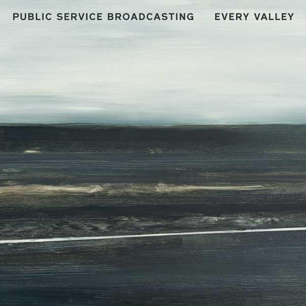 Public Service Broadcasting Every Valley Artwork