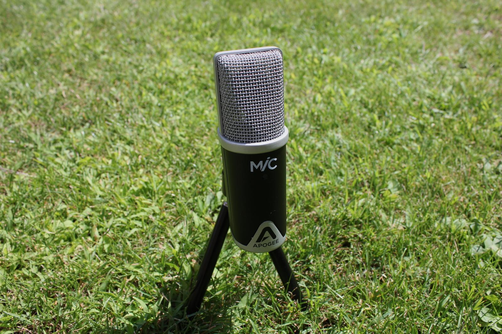 Apogee Mic Review 2