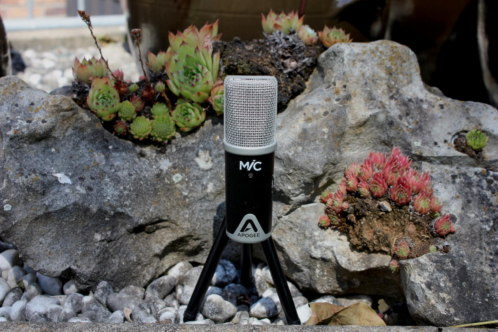 Apogee Mic Review Start alt