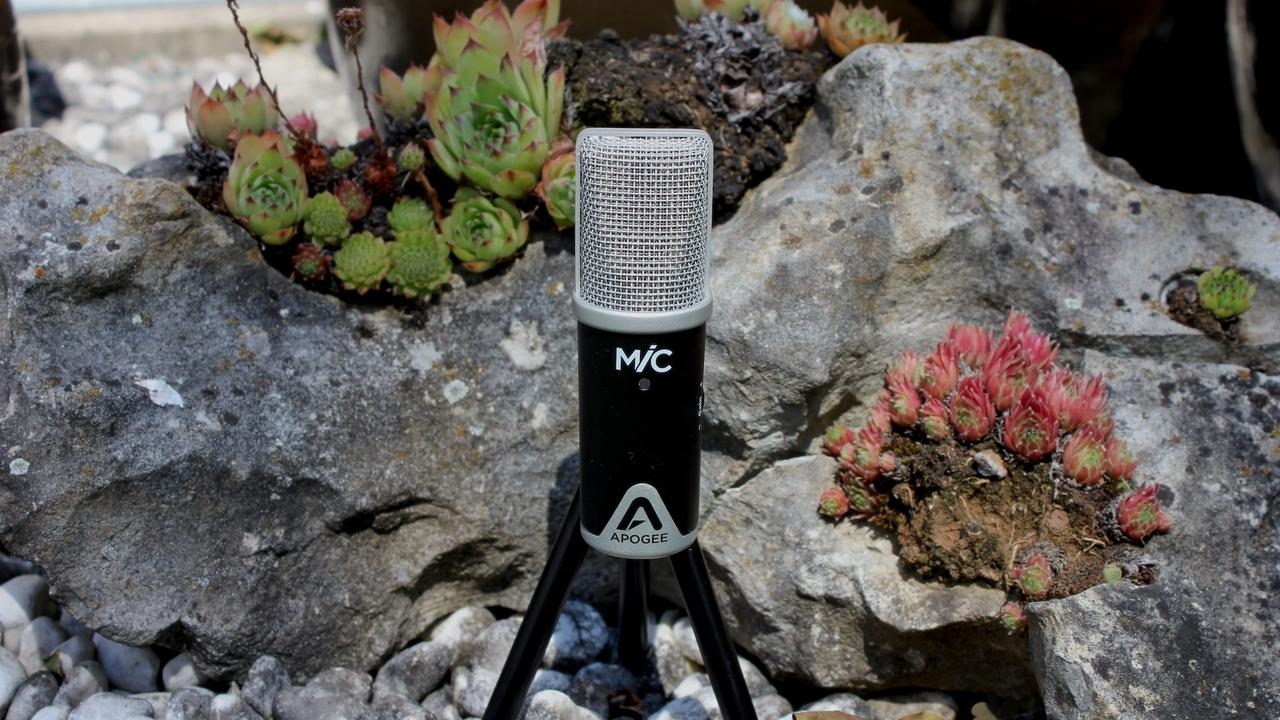 Apogee Mic review Start