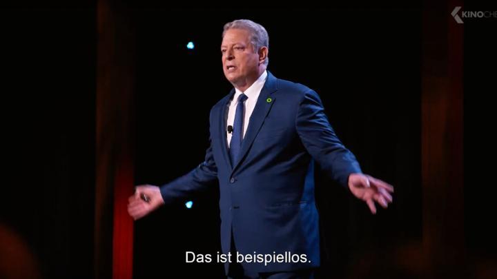 Al Gore Leseliste 20170910
