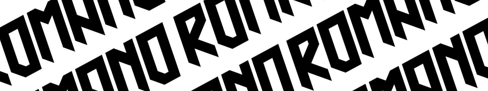 Romano Logo Wide
